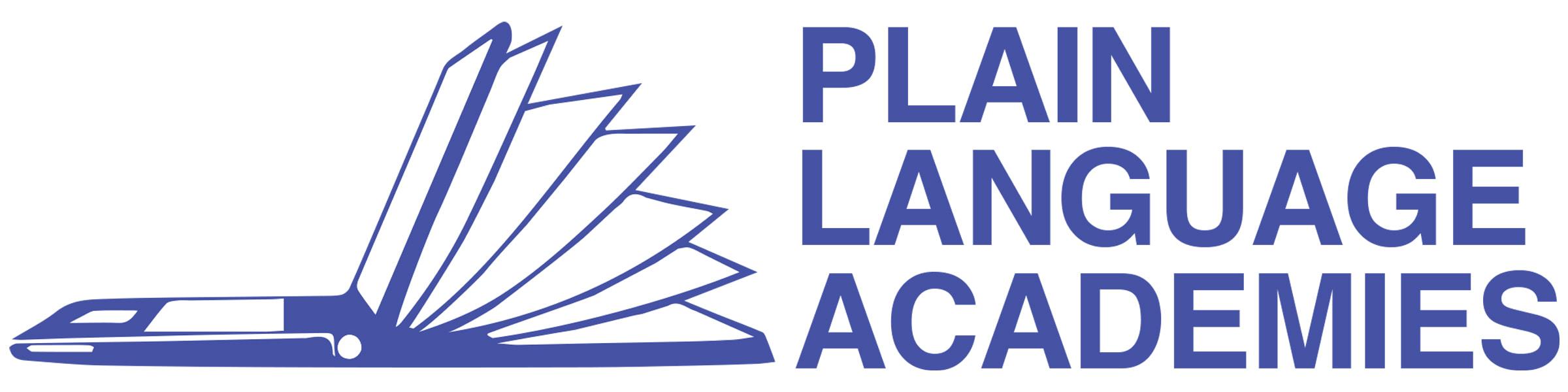 Plain language Academies